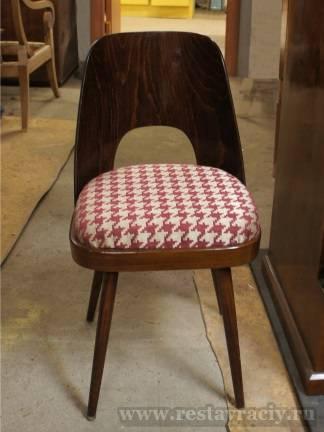 Советский стул 60-х годов