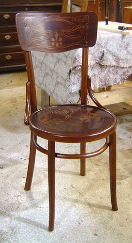 Мебель после реставрации