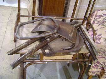 Мебель до реставрации