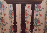 Столик от бабушки