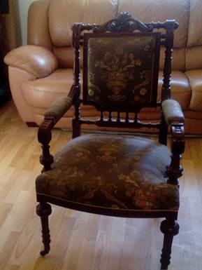 Кресло 19 века