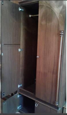 Ремонт шкафа из ДСП