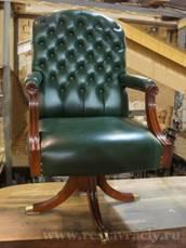 Цена реставрации кресла руководителя