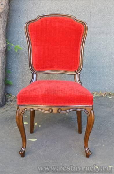 Цена реставрации стула