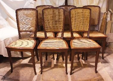 Ротанг. Перетяжка стульев. Ремонт сидений из сетки.