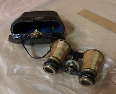 Реставрация старинных футляров из кожи, шкатулок, коробочек, приборов и безделушек.