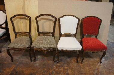 Этапы реставрации стульев. Консультация реставратора.