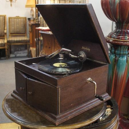 Реставрация грамофона