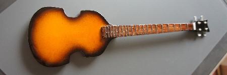 Гитара лак