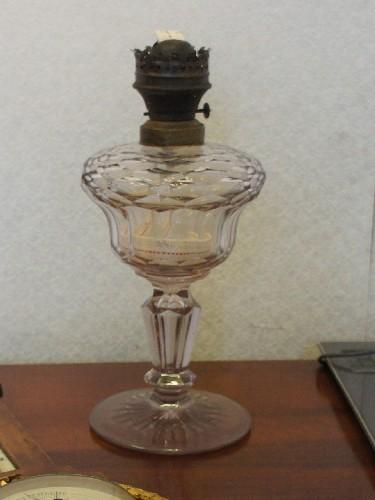 Реставрация старинная лампа керосиновая ремонт