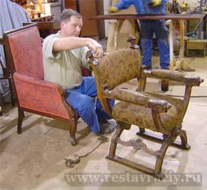 Столяр-краснодеревщик, реставратор антикварной мебели