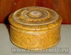 Мебель из карельской берёзы