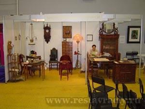 Реставрация антикварной мебели, Мастерская Елены Жилиной