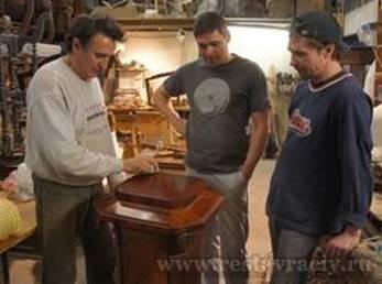 Реставратор мебели вакансии