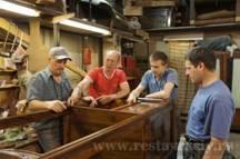 Обучение реставрация мебели