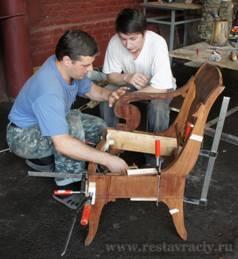 Обучение реставрации мебели своими руками