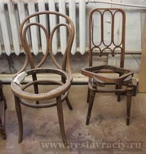 Венские стулья (стул венский) реставрация