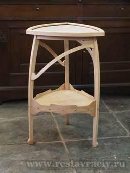 Изготовление копии мебели дизайнерской