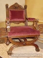 Кресло курульное