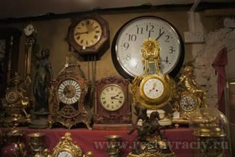 Купить старинные часы. Реставрация