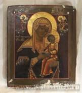 Реставрация старинных икон на дереве