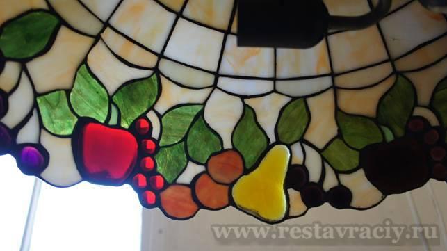 Реставрация ламп