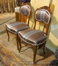 Старинная мебель после реставрации