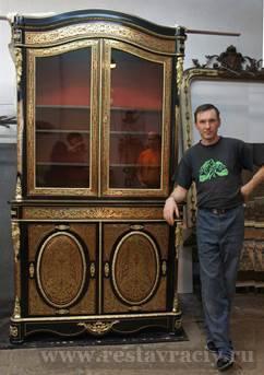 Мастер по реставрации мебели в Москве. Работа, обучение. Требуется столяр, а реставратором станет в процессе работы рядом с маститыми реставраторами.