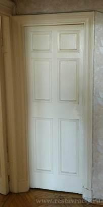 Сталинские двери