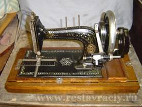 Швейная машинка Батерфлай