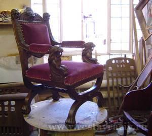 Восстановление старой мебели