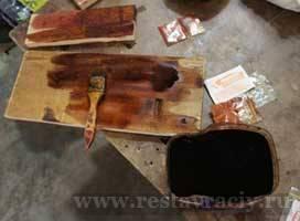 Реставрационные материалы