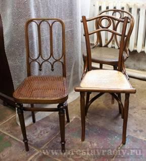 Ремонт плетёной мебели