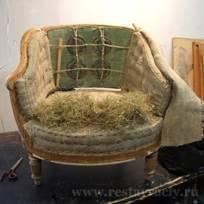 Реконструкция мягкой мебели