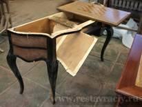 Реставрация мебели Буль