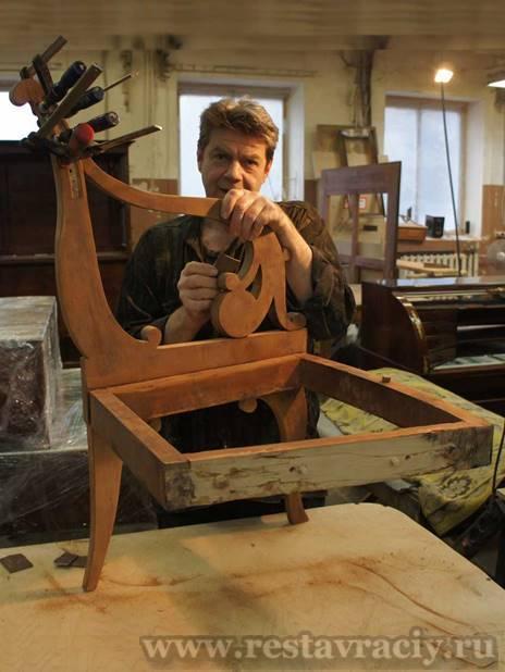 Договор на реставрацию мебели с физическими лицами