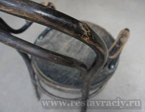 Поломка венского стула