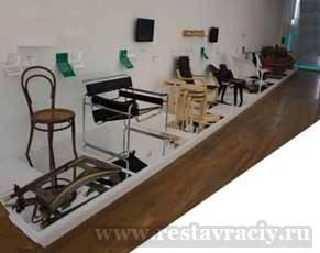 Деревянные венские стулья
