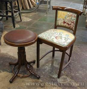 Виды стульев